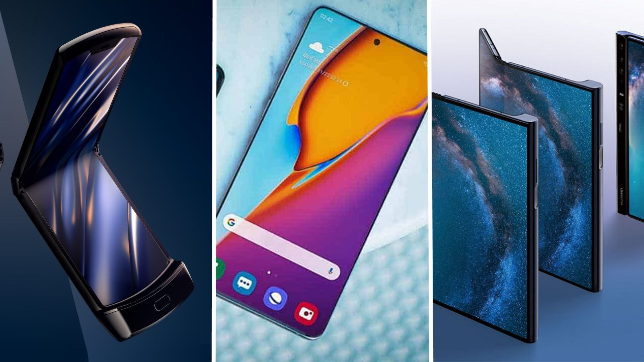 smartphones innovants 2020