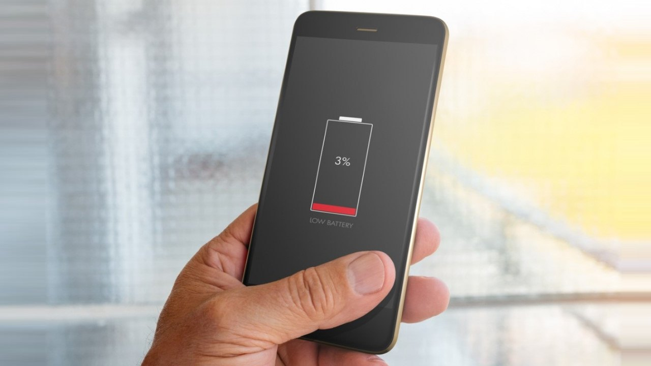 batterie smartphone android
