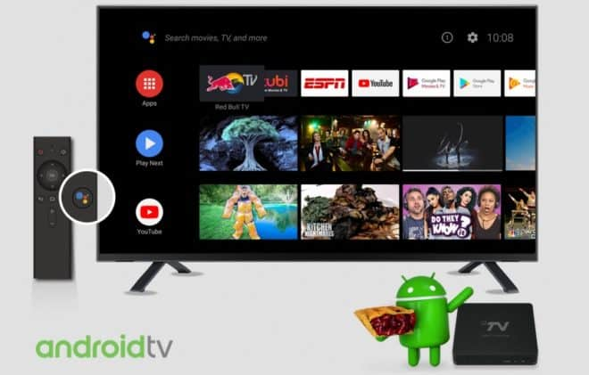 box Android TV