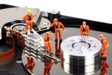 récupération de données sur un disque dur