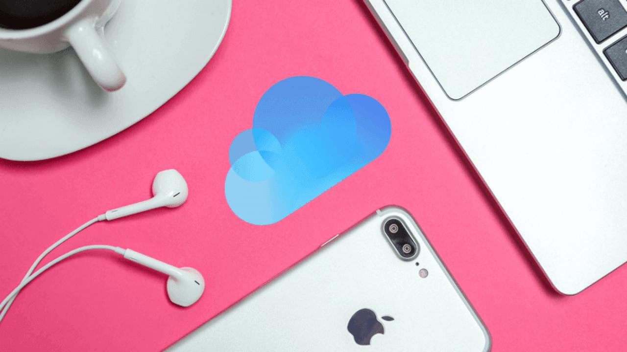 sauvegarde icloud iPhone iPad Mac