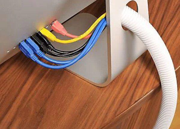 cache câble électrique flexible