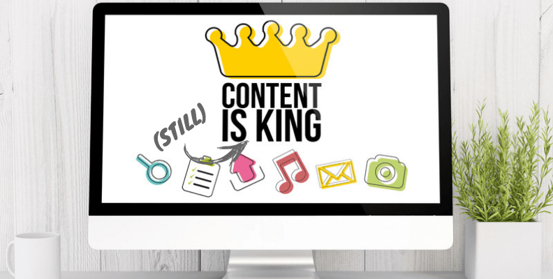 Content is (Still) King