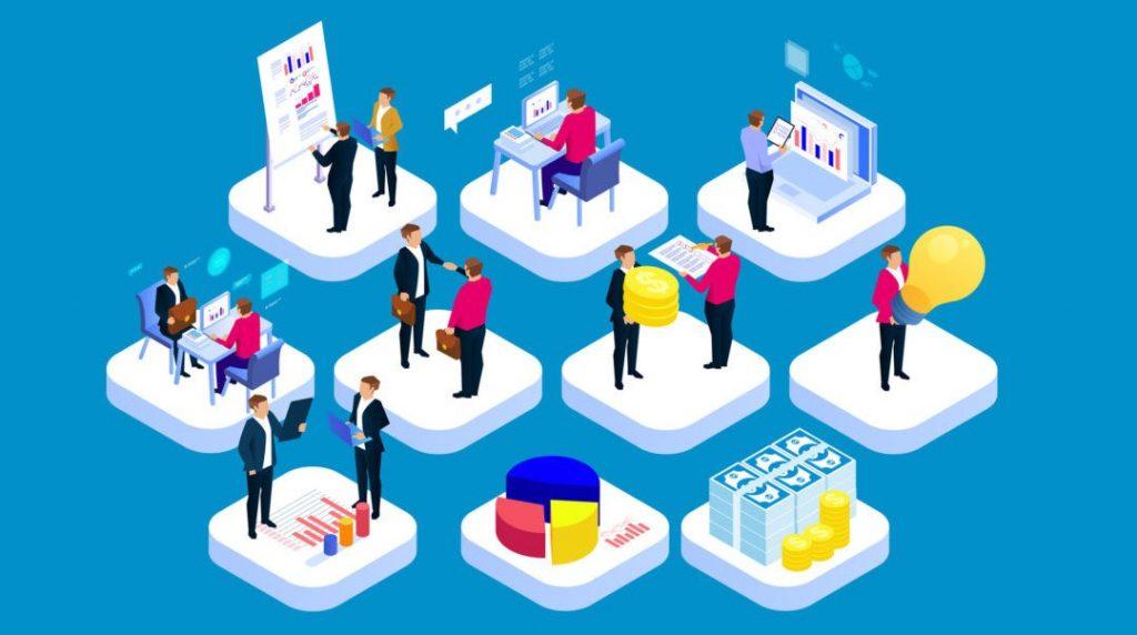 écosystème des startups