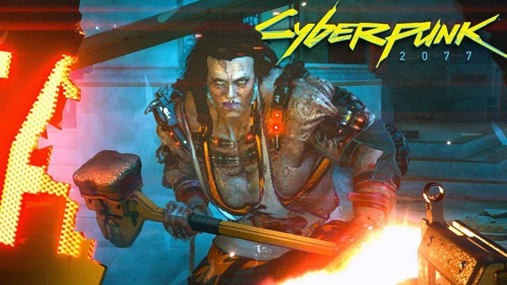 Cyberpunk 2077 boss
