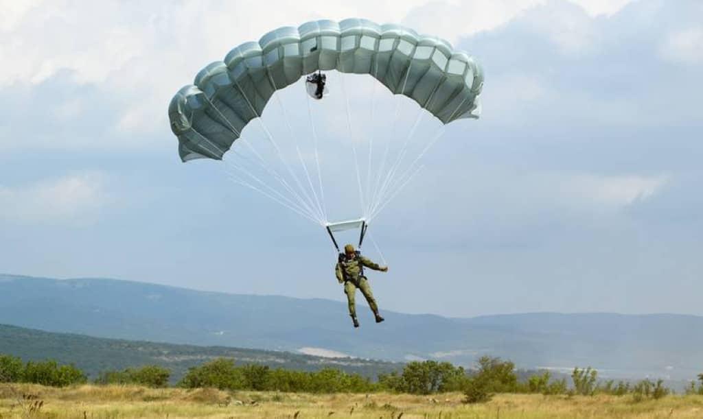 parachute D-14 Shelest