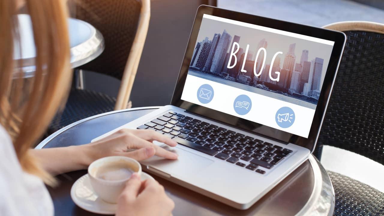 référencement seo blog