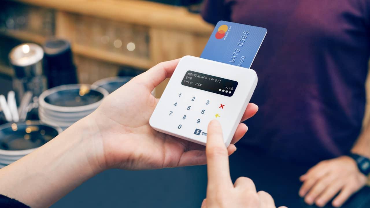 Terminal de paiement SumUp : le TPE carte bancaire mobile pas cher