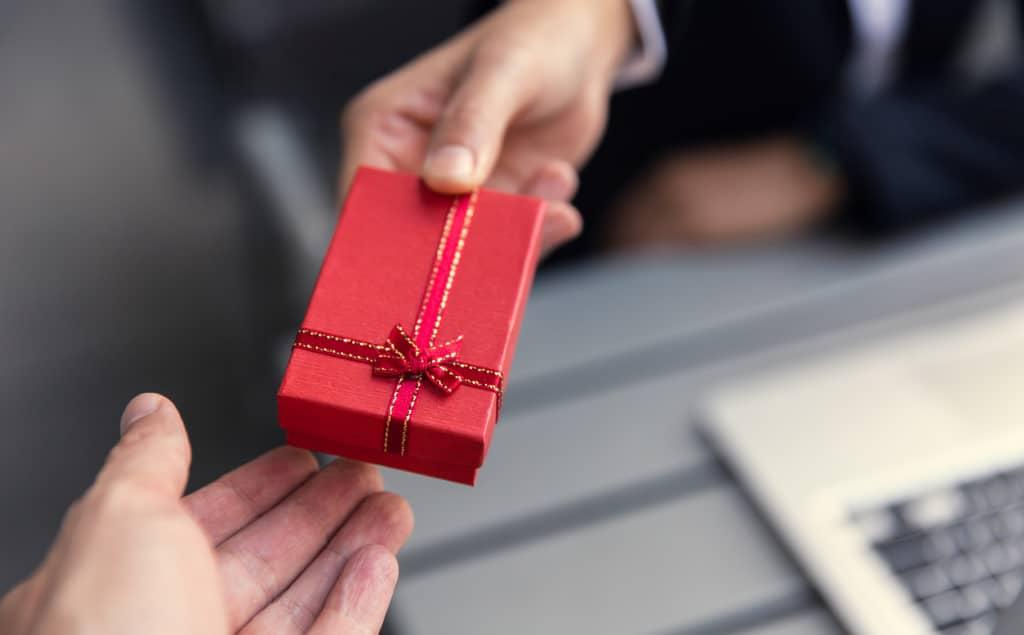 cadeau d'entreprise en début d'année - 01