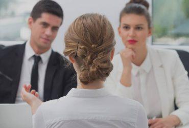 défauts entretien d'embauche