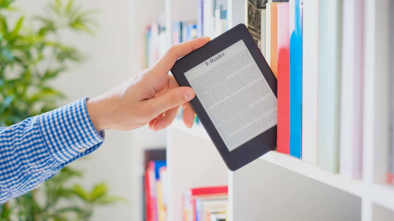 Liseuse numérique, livre électronique, ebook