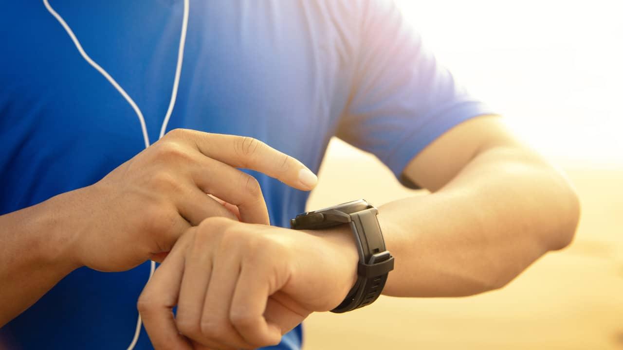 montres cardio gps sport running