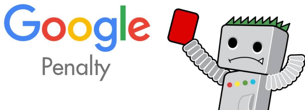 pénalité google pbn