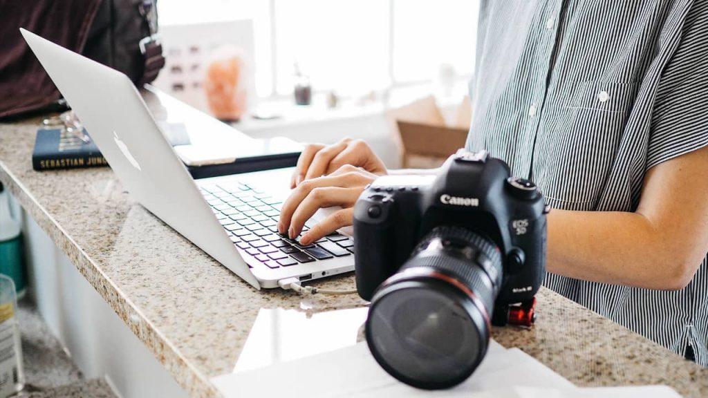 photographe professionnel d'entreprise