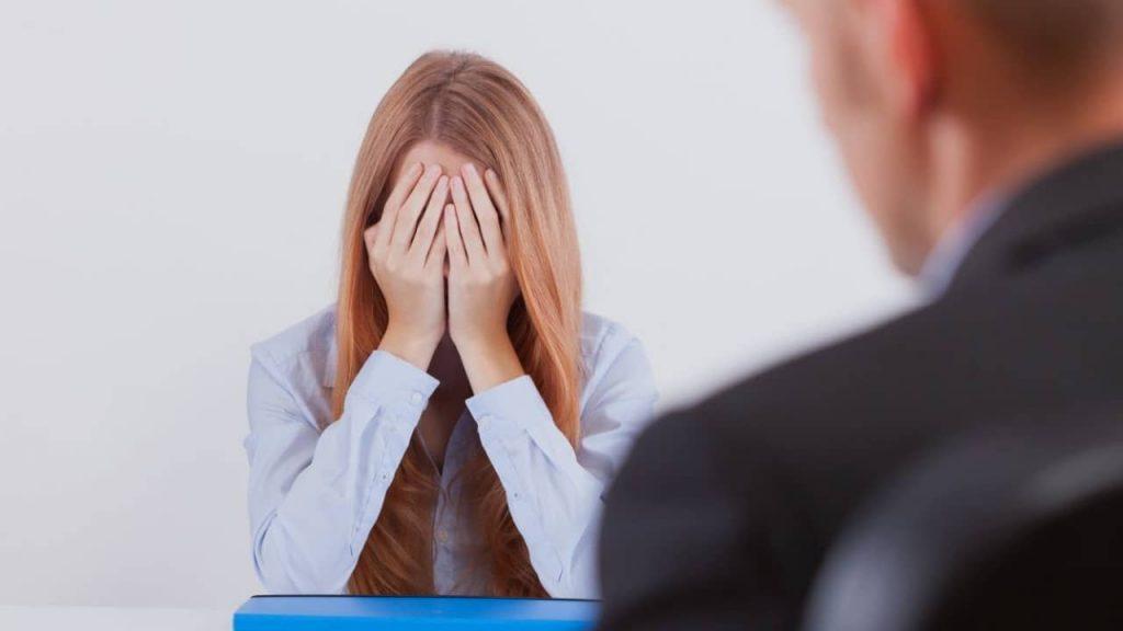 qualités à bannir lors d'un entretien d'embauche