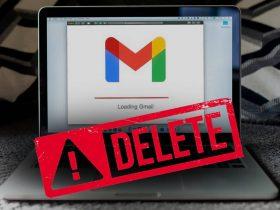 supprimer un compte Google Gmail