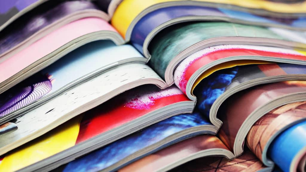 brochures publicitaires