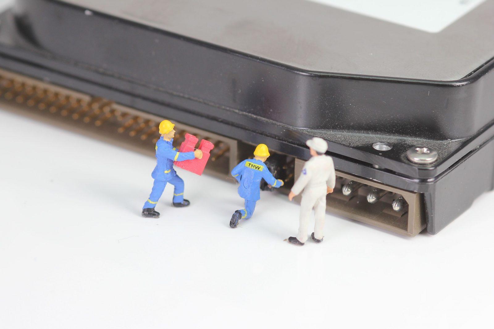Fichiers supprimés par accident: comment les récupérer gratuitement?