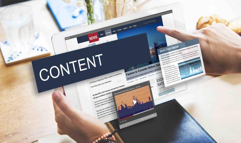 marketing de contenu blogging