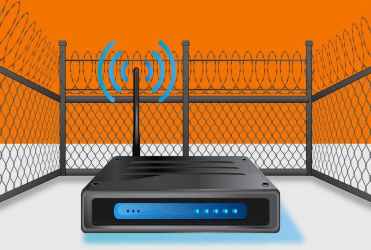 sécuriser routeur wifi