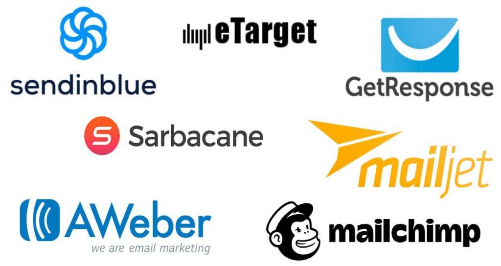 meilleurs logiciels emailing : plateformes d'envoi d'email marketing