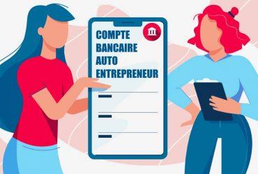 Auto-entrepreneur : compte bancaire pro