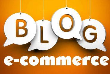 blog e-commerce