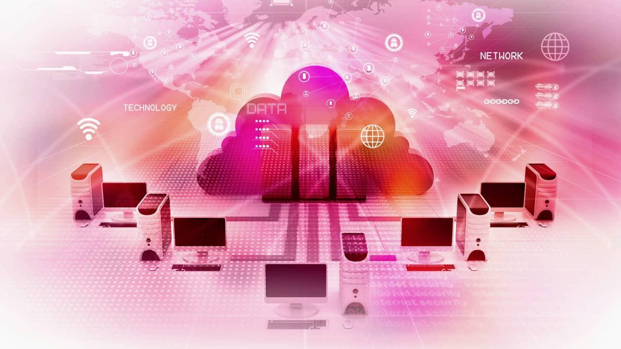 Cloud computing : système cloud