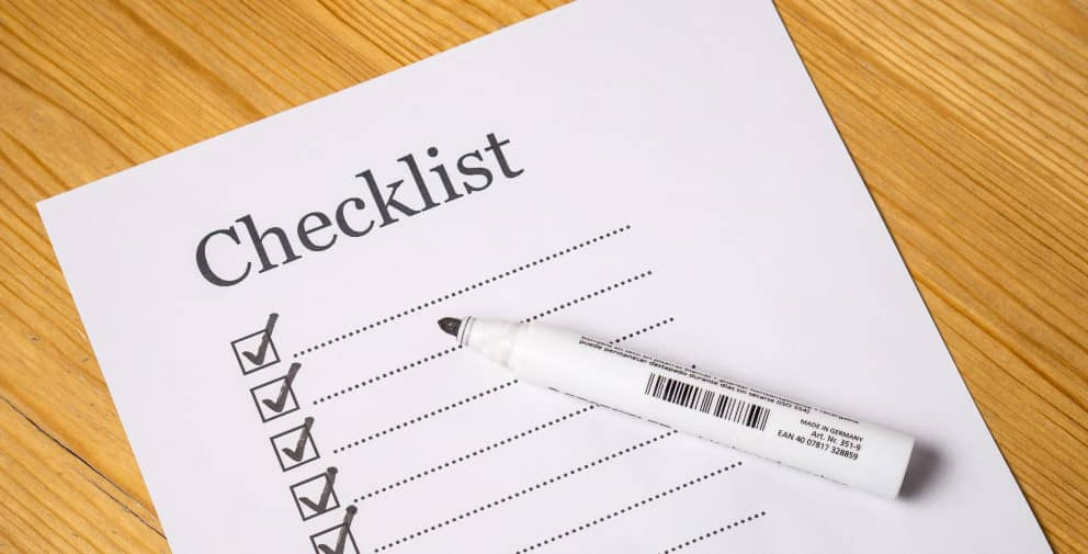 contrat freelance checklist