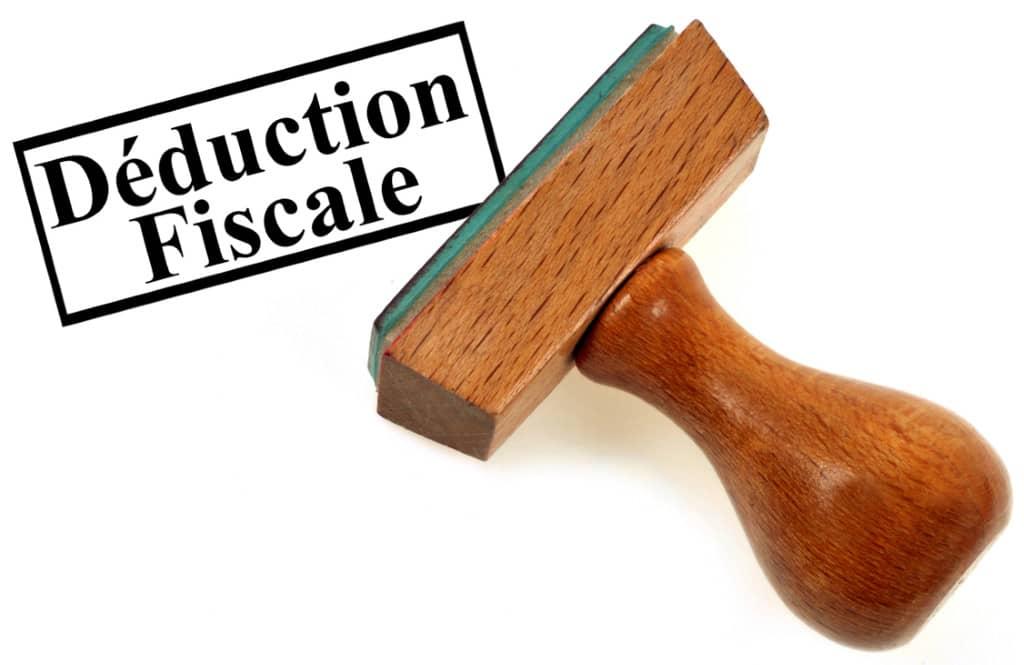 déduction fiscale