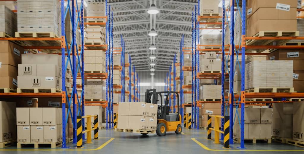 équipements stockage marchandise : le matériel de manutention
