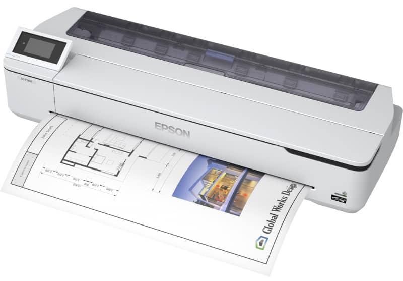 Traceur EPSON SureColor SC T5100N A0