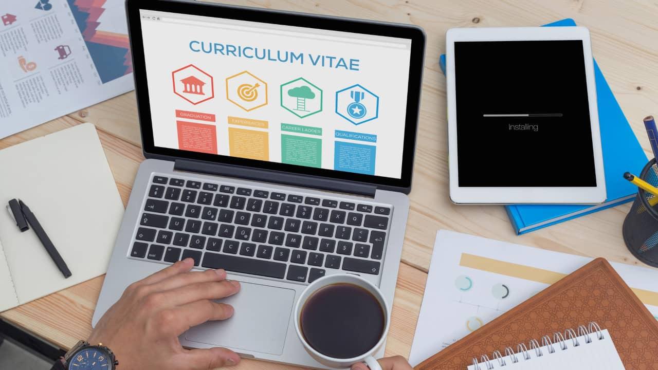 cv builder en ligne