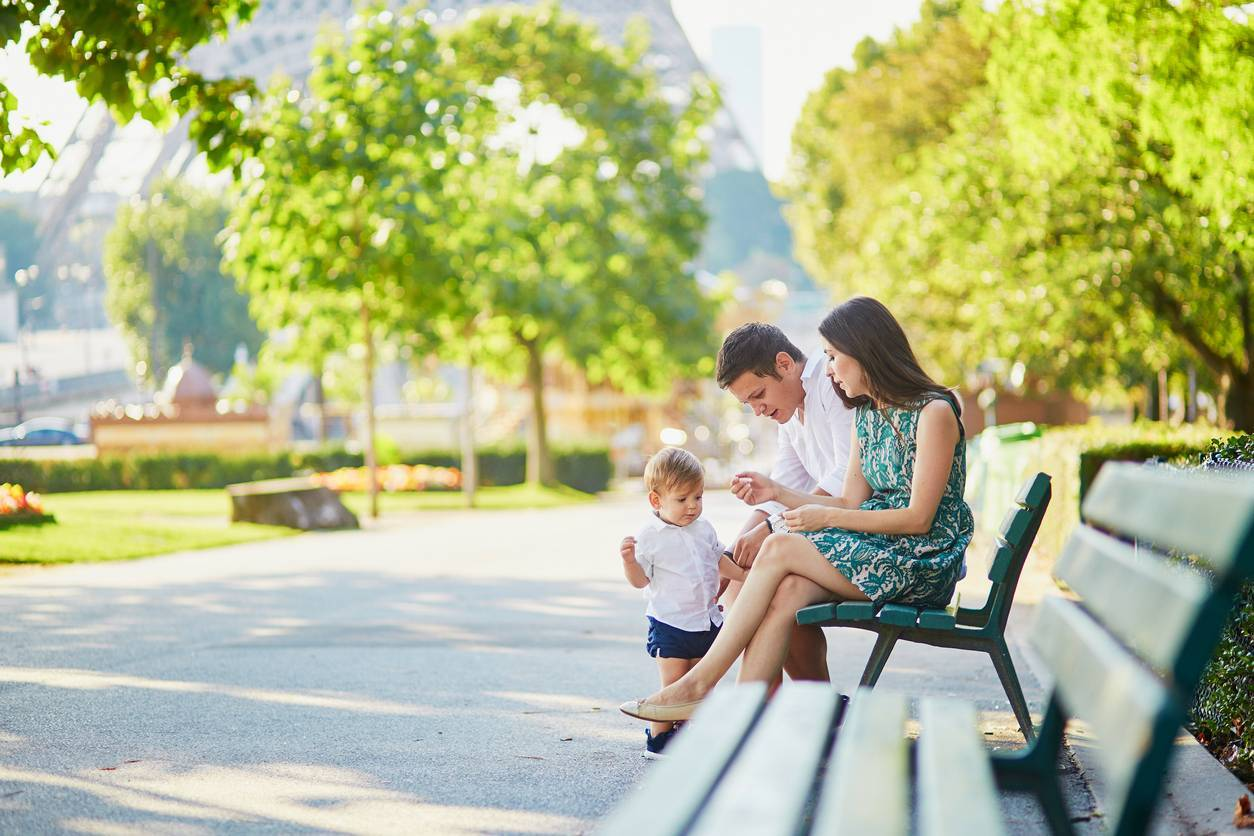 mobilier espaces verts ville