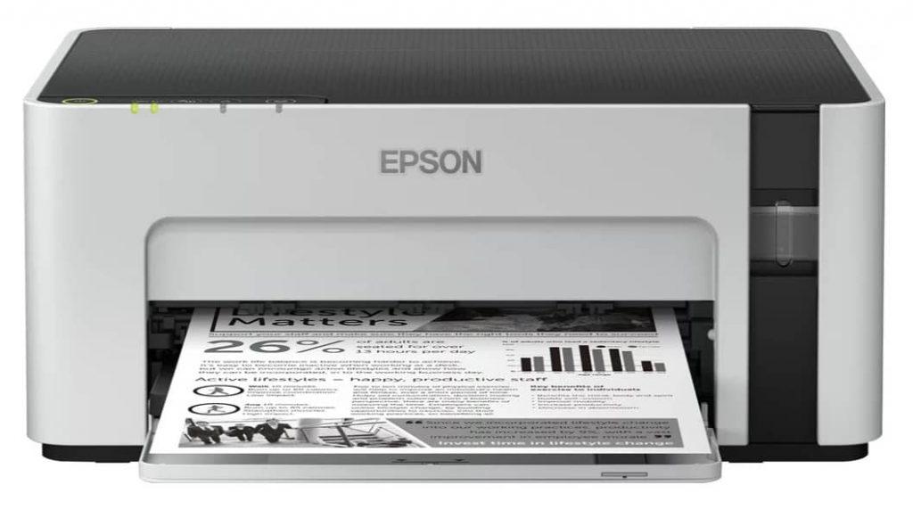 Epson EcoTank : Imprimante Jet d'Encre
