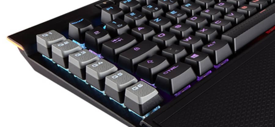 Touches macro clavier gaming