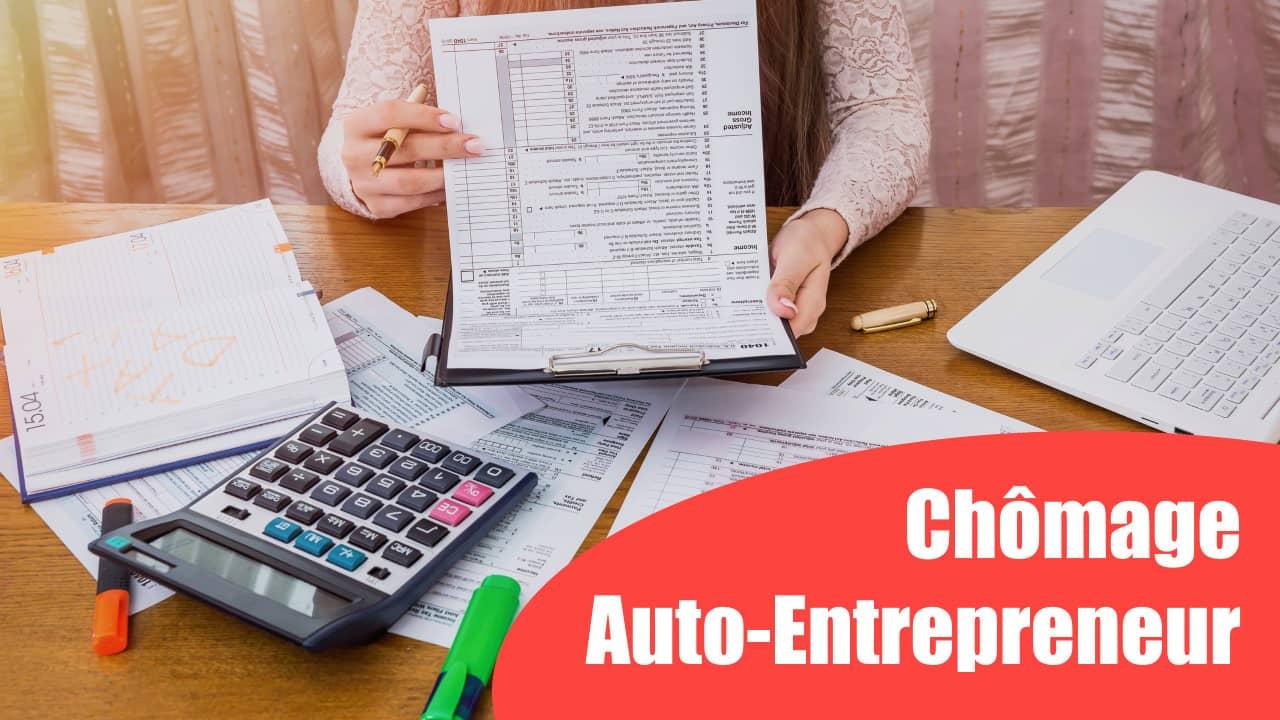 auto-entrepreneur chômage