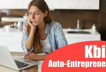 kbis auto entrepreneur