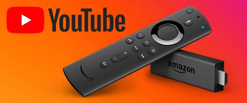youtube activate Amazon Firestick